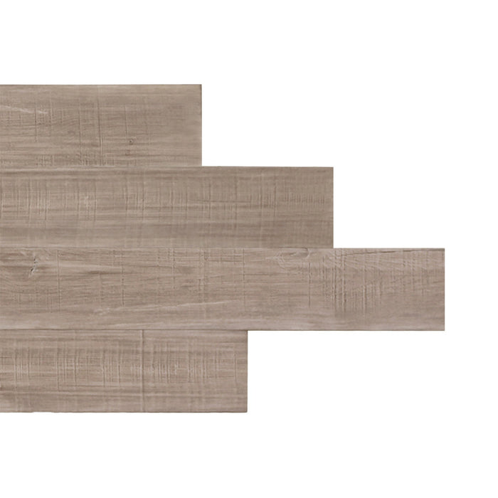 Self Adhesive Wall Panels Peel & Stick Rustic Reclaimed Barn Wood Paneling (Style: C24)