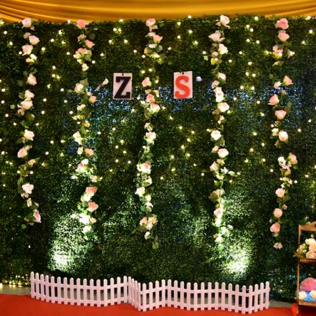 Artificial Boxwood Panels Topiary Hedge Artificial Faux Hedge Plant Use for UV Protection Indoor Outdoor, Fence Privacy Screen, Grass Wall, Greenery Backdrop