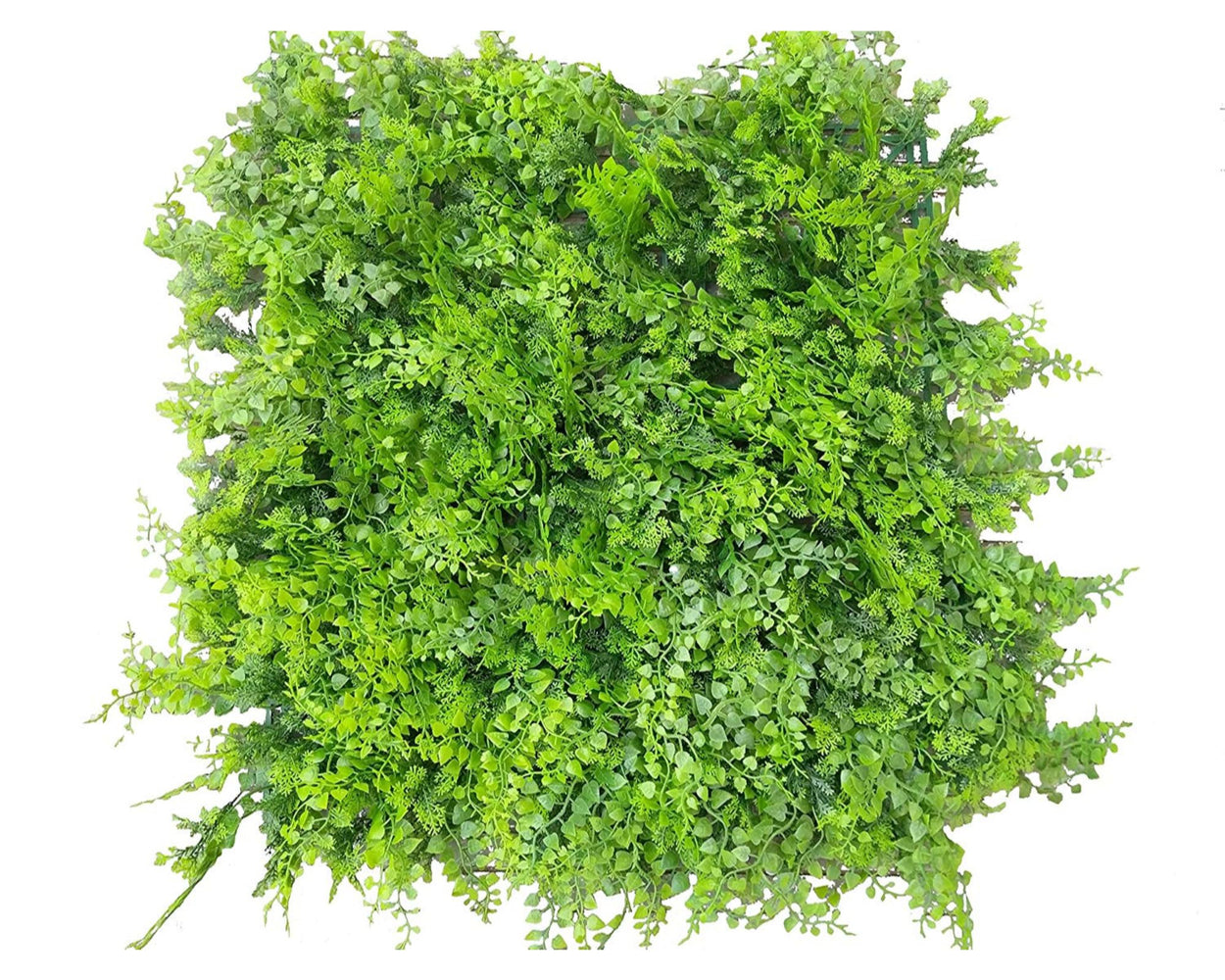 Artificial Boxwood Panels Privacy Fence Screen Faux Plant Topiary Hedge Plant UV Protected Privacy Screen Both Outdoor or Indoor, Garden or Backyard and Home Decoration