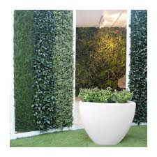 "Artificial Boxwood Panels Topiary Hedge Plant UV Protected Privacy Screen Outdoor Indoor Use Garden Fence Backyard Home Decor Greenery Walls - 1bx20"" x 20"" inch Hedges"