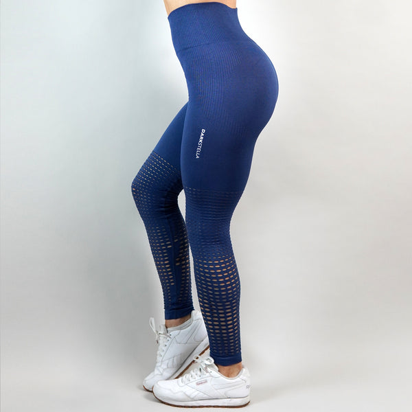 Celestial Leggings - Royal Blue
