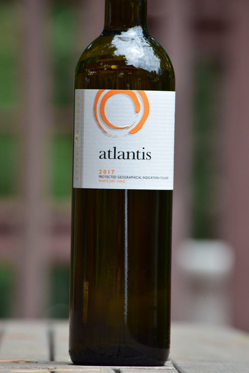 Atlantis White
