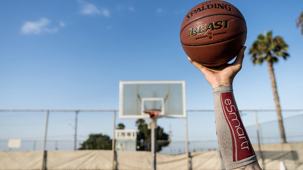 Mental basketball means visualizing, preparing, and taking the time to line up that perfect shot.