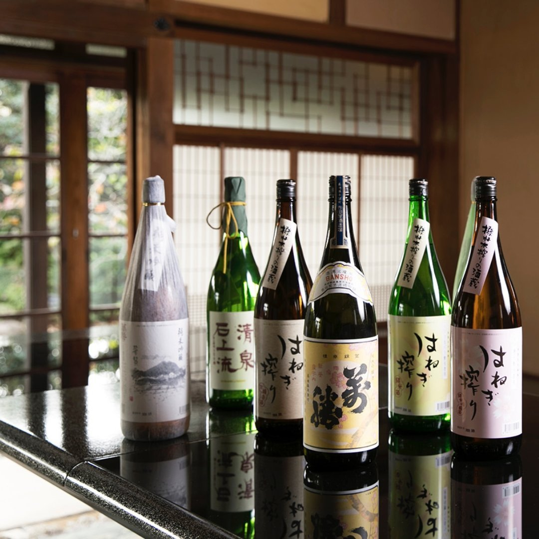 Online Sake Tasting & Sake Brewery Visit Live From Japan! Yoshidaya Brewery - June 05th 11:00 AM BST - Sorakami