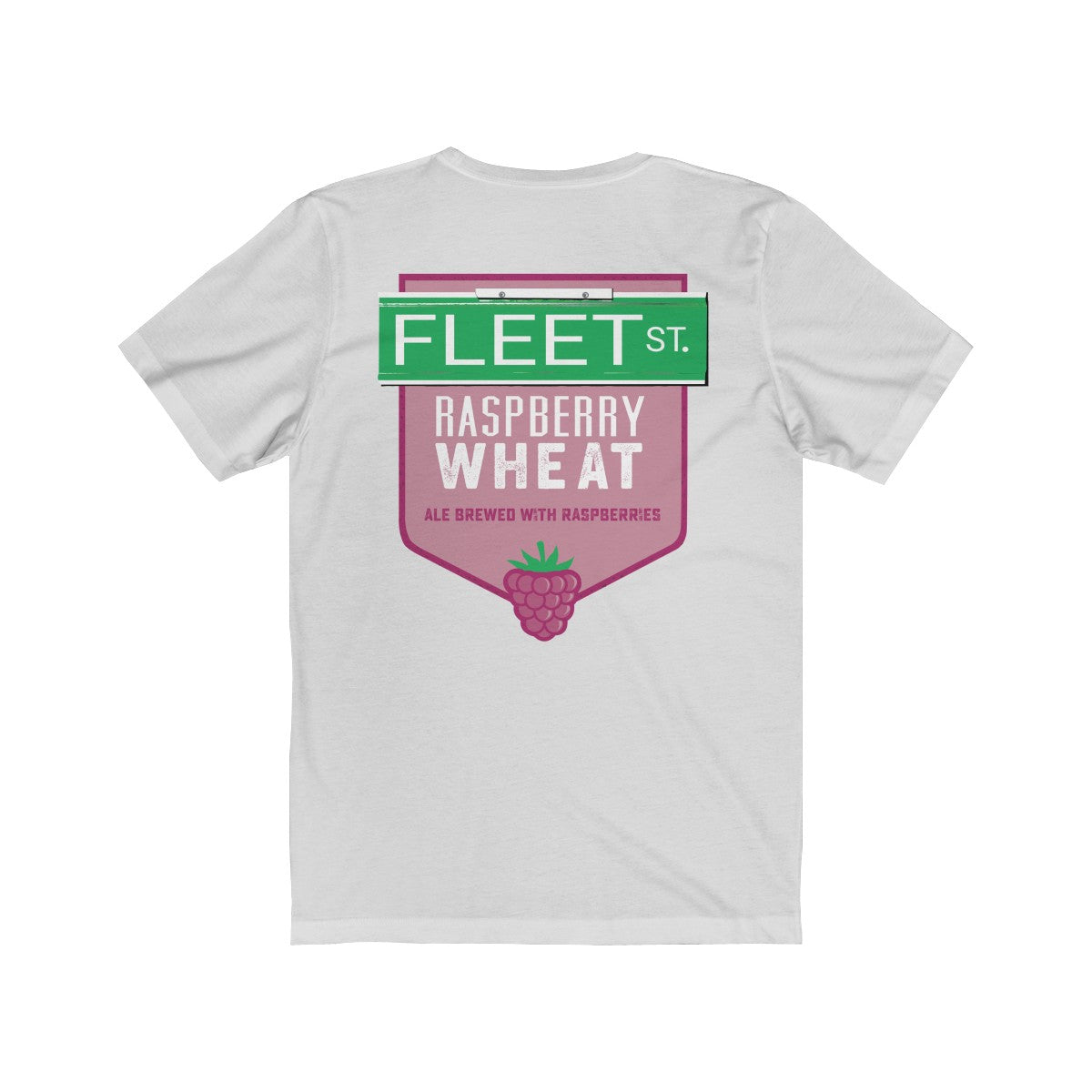 Full Tilt - Fleet Street Raspberry Wheat