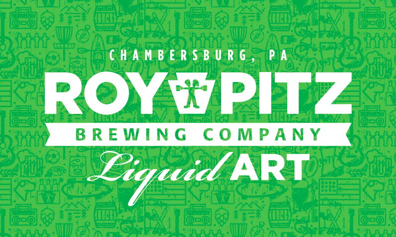 Roy-Pitz Brewing Gift Card
