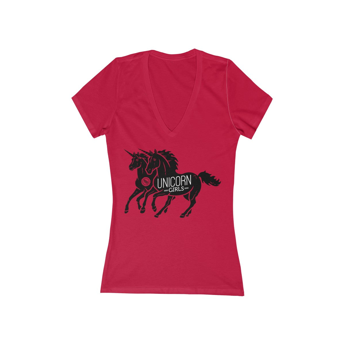 Bradley Brew Project - Unicorn Girls Women's V-Neck
