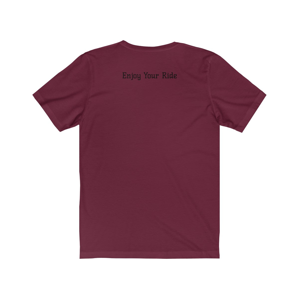Fenders Brewing - Front & Back T-Shirt w/ Transparent Logo
