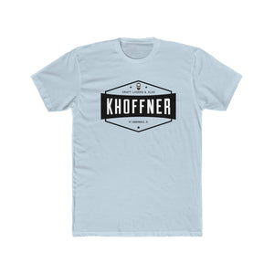Khoffner Brewery Black Logo Multi-Colors T-Shirt