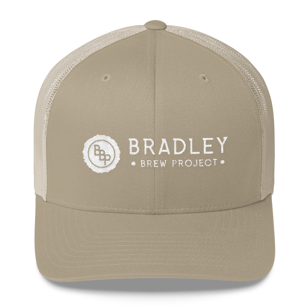 Bradley Brew Project - Trucker Cap