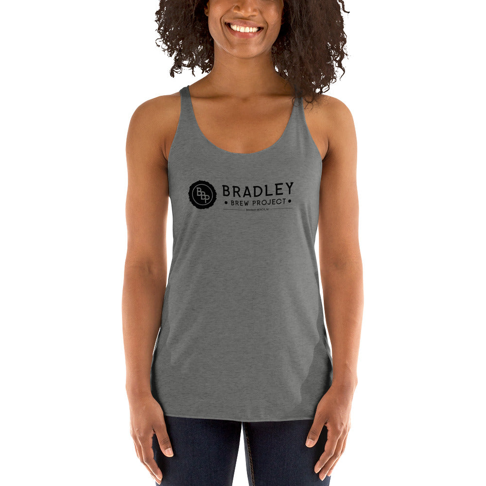 Bradley Brew Project - Black Logo Women's Tank