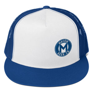 Macon Beer Company - Royal Trucker Hat