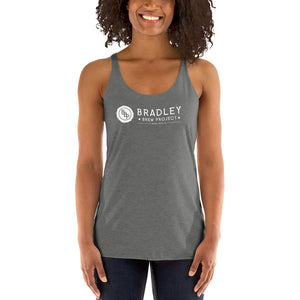 Bradley Brew Project - White Logo Women's Tank