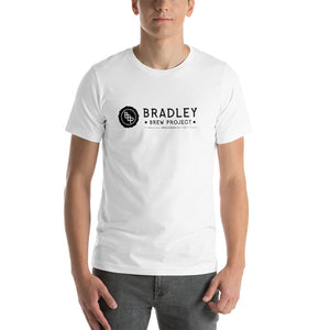Bradley Brew Project - Soft White T-Shirt