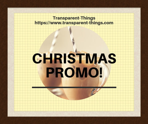 Blog Post 6 - CHRISTMAS, BOXING DAY AND NEW YEAR PROMO COLLECTION