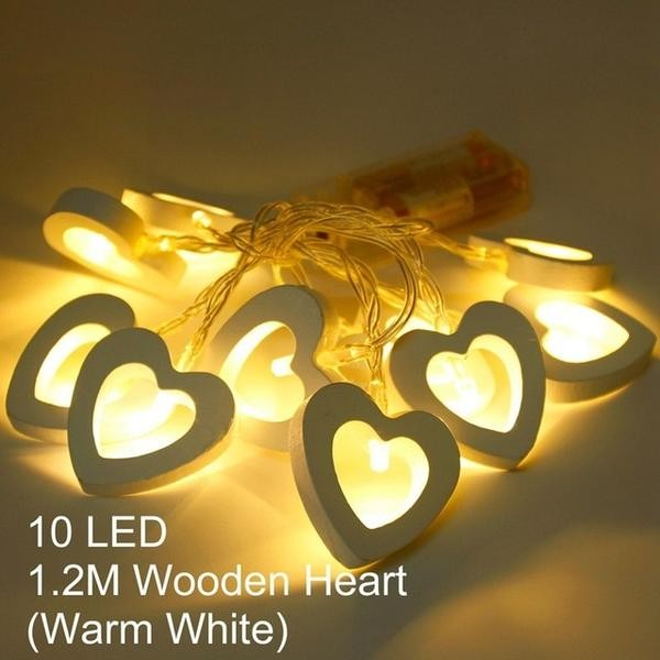https://transparent-things.com - Copper Wire LED String Light Christmas Decoration - Transparent-Things - #transparentthingsstore