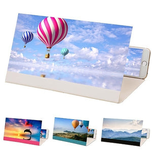 Mobile Phone HD 3D Screen Amplifier