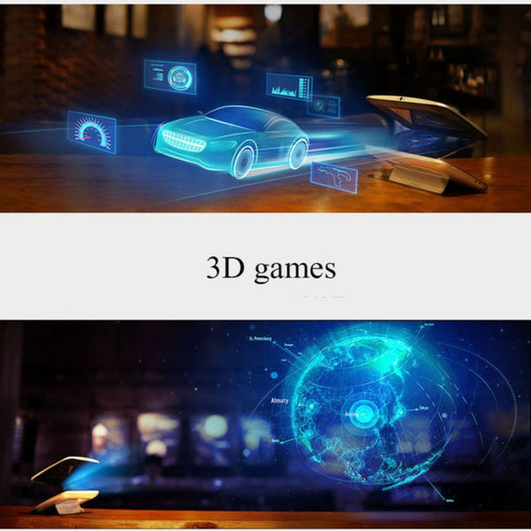 3D VR Display Screens