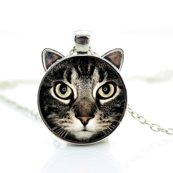 https://transparent-things.com - Cat Eye Necklace - Transparent-Things - #transparentthingsstore