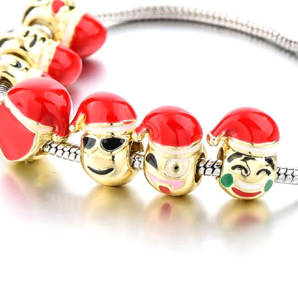 https://transparent-things.com - Christmas Bracelet - Transparent-Things - #transparentthingsstore