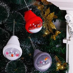 https://transparent-things.com - Christmas Tree Decoration Ball - Transparent-Things - #transparentthingsstore