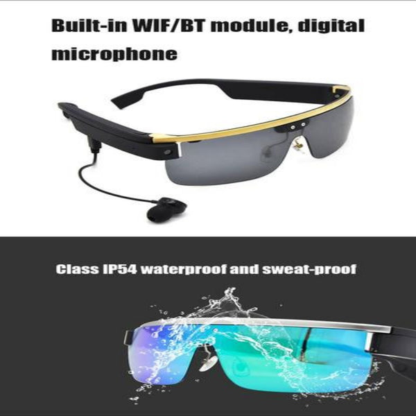 https://transparent-things.com - HD Video Wifi Glasses - Transparent-Things - #transparentthingsstore