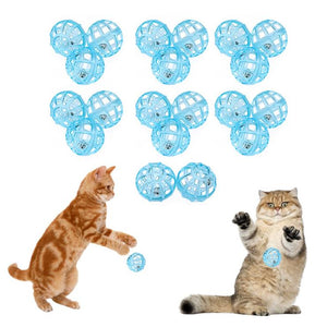 https://transparent-things.com - Transparent Plastic Pet Interactive Training Toy - Transparent-Things - #transparentthingsstore