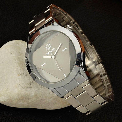 Triangle Transparent Men's Watch