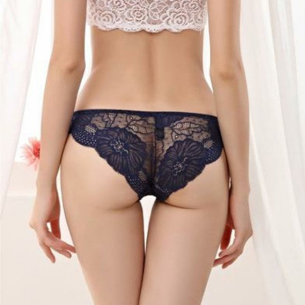 https://transparent-things.com - Women Sexy Lace Underpants Seamless Panties - Transparent-Things - #transparentthingsstore