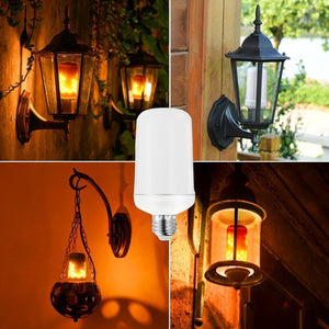 https://transparent-things.com - Natural Flame Effect LED Light Bulbs - Transparent-Things - #transparentthingsstore