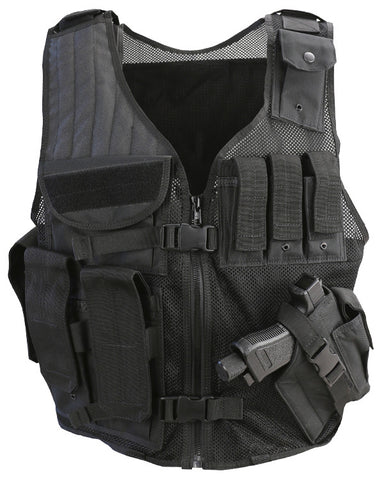 Kombat Cross Draw Airsoft Vest