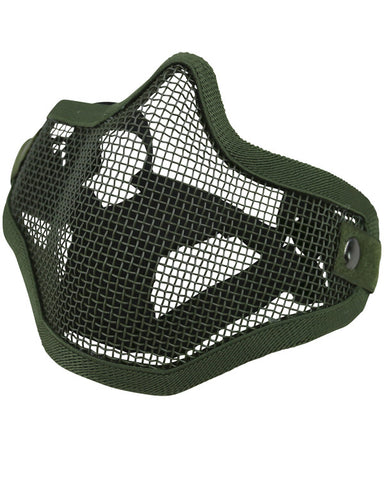 Kombat Olive Lower Mesh