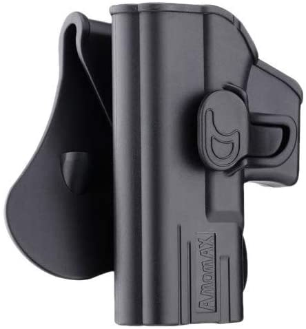 Amomax Glock Left Handed ABS Holster