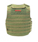Nuprol Plate Carrier Airsoft Vest