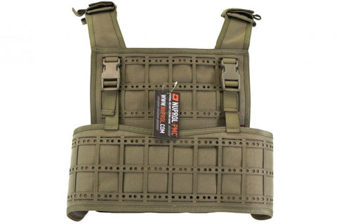 Nuprol MPC Airsoft Vest Grey