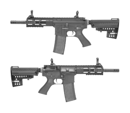 King Arms TWS M-Lock Ultra II Airsoft rifle