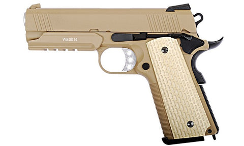 WE Desert Warrior 1911  Airsoft Pistol