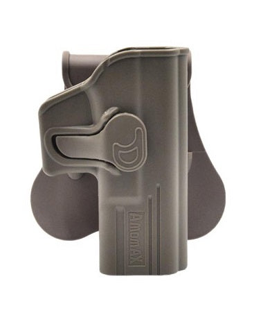 Amomax Glock 17/18 FDE ABS Holster