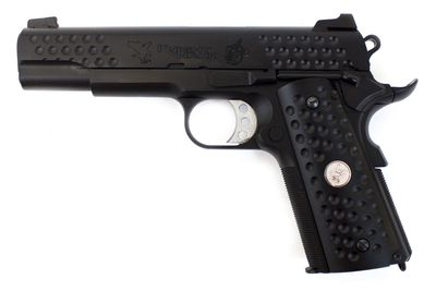 WE 1911 Night Hawk 6MM RIF Airsoft Pistol