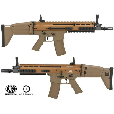 Cybergun/Cyma Scar L 6MM RIF Airsoft AEG