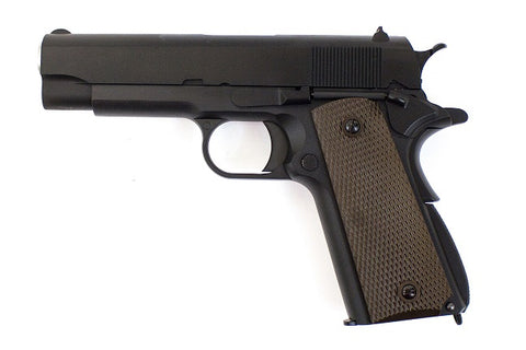 WE 1911 A1 Airsoft Pistol