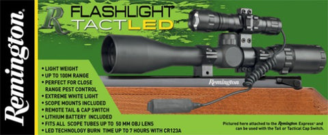 Remington Scope Torch
