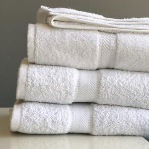 Dobby Border Towels - Zuzu Supplies
