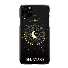 Load image into Gallery viewer, To The Moon Black Phone Case
