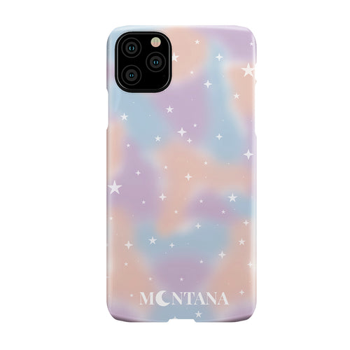 To The Moon Dye Phone Case
