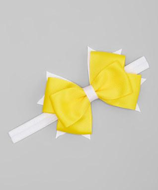 Layered Bow Headband