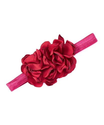 Vintage Rose Flower Headband