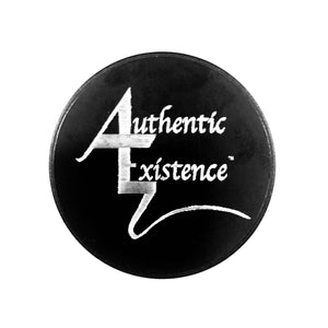 Authentic Existence® Signature Laser-Engraved Collapsible Grip and Media Stand - Authentic Existence®