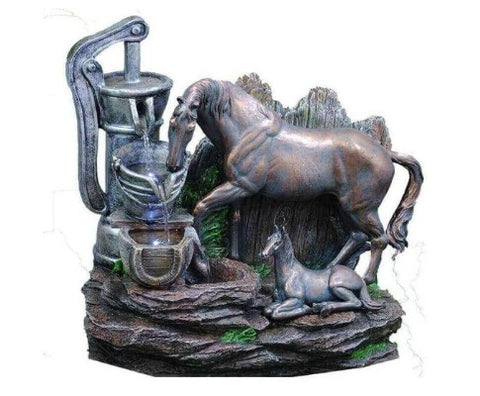 Horse Tap Water Fountain