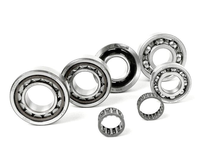 Complete Engine Bearing Set - Lambretta LI SX TV Series 2 3